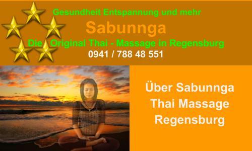 Thai massage regenstauf